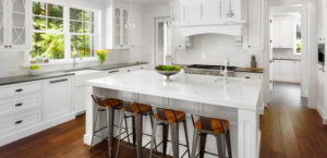Custom kitchen remodeled in Northern Virginia