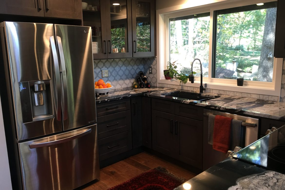 Unique and Simple Kitchen Renovations in Northern Virginia